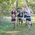97 Broad Run (19:45.7), 1542 Stone Bridge (19:33.5)