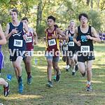 708 Loudoun County (20:32.0), 1276 Rock Ridge (20:06.6), 106 Broad Run (20:31.9)